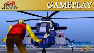 Gunblade NY [Model 2] [Arcade] by SEGA - Big Apple Liberation (SS-Rank) [HD] [1080p60]