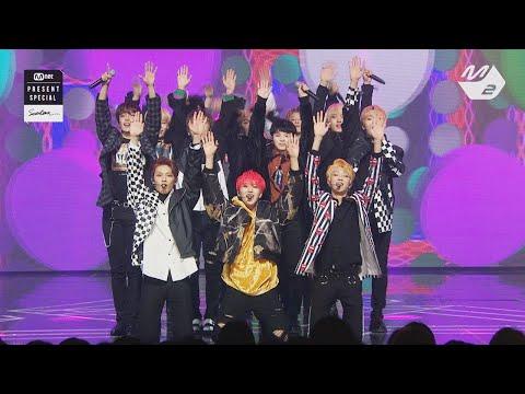 [Mnet Present Special] 세븐틴(SEVENTEEN) - 만세(Mansae)