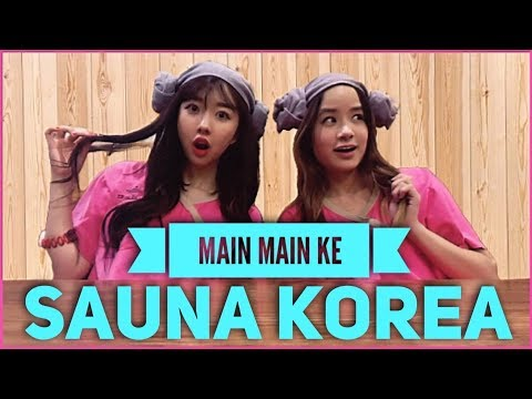 VLOGMAS Hari ke 7: SAUNA KOREA, REAKSI VIDEO TERLAMA AKU & BANYAK LAGI!