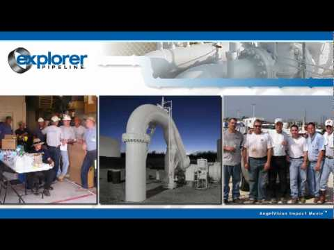 Explorer Pipeline 40th Anniversary