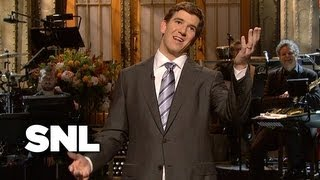 Eli Manning Monologue: My New York - Saturday Night Live