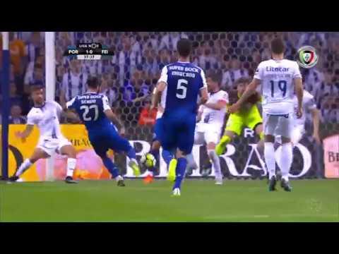FC Porto 1 - 0 Feirense (Liga 17/18)