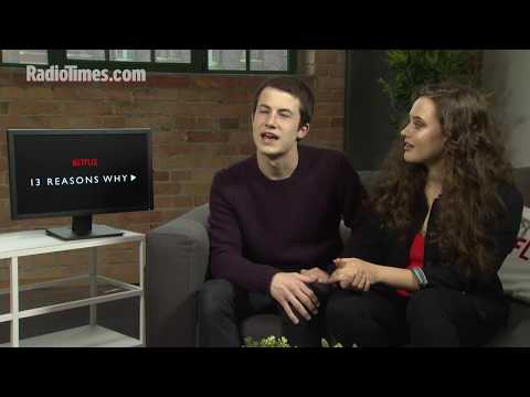 13 Reasons Why | Katherine Langford and Dylan Minnette Talk