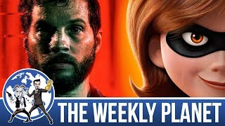 The Incredibles 2 & Upgrade - The Weekly Planet Podcast