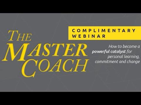 Master Coach Webinar - HR.com
