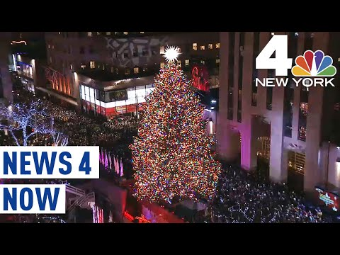 What to Know About the Rockefeller Center Christmas Tree Lighting | News 4 Now