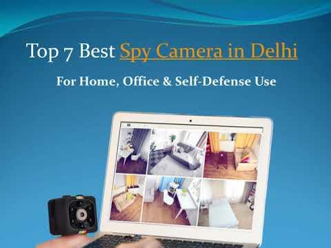 Top 7 Best Spy Camera in Delhi 9999332099