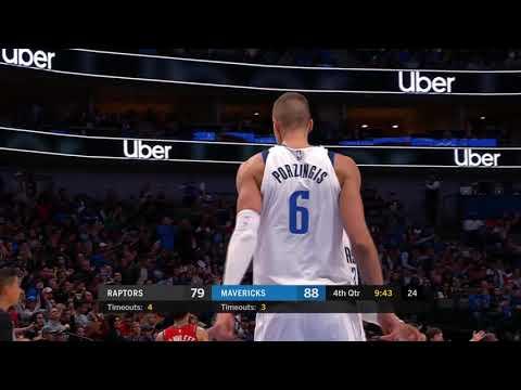 Dallas Mavericks vs Toronto Raptors   November 16 2019