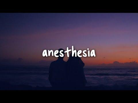 alec benjamin - anesthesia // lyrics