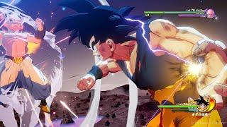 Dragon Ball Z: Kakarot - The Final Battle! Goku & Vegeta Vs Kid Buu Boss Battle & Ending