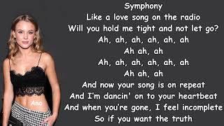 Clean Bandit - Symphony (Lyrics) ft. Zara Larsson 😘😘😘 Ana's Lyrics
