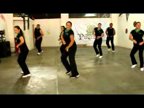 Baile aerobico para Principiantes: Quebradita