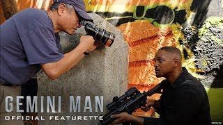 Gemini Man   Ang Lee Featurette