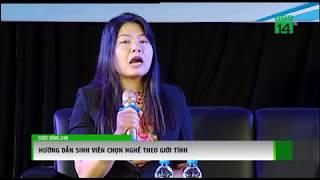 Hướng dẫn sinh viên chọn nghề theo giới tính | VTC14