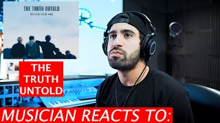 Musician Reacts To BTS | The Truth Untold ft. Steve Aoki