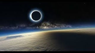 Eclipse2017 | Total Solar Eclipse 2017 - NASA Satellite feed