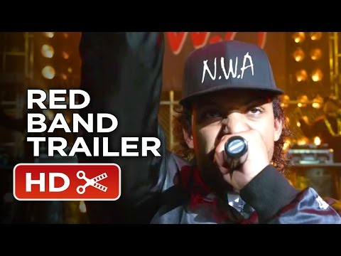 Straight Outta Compton Official Red Band Trailer