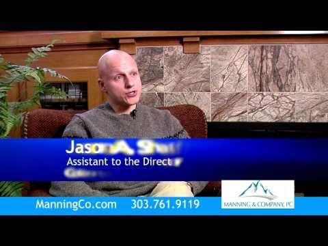 Manning & Company - Jason Shaffer Testimony