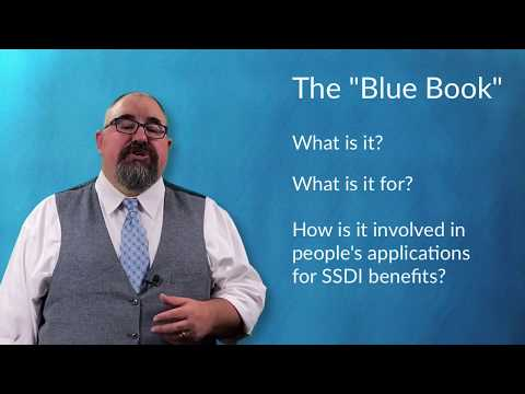 What Is The Social Security ''Blue Book'' and How Does It Affect SSDI? | Citizens Disability