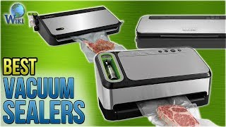 10 Best Vacuum Sealers 2018