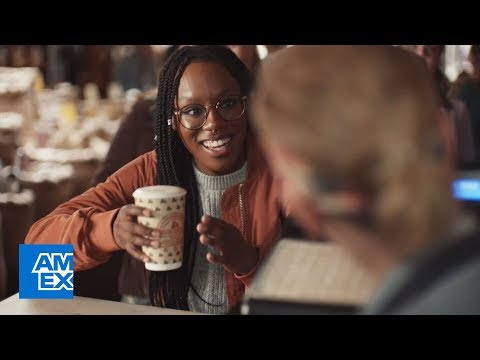Support Local Coffee Shops | Small Business Saturday® 2019 | American Express