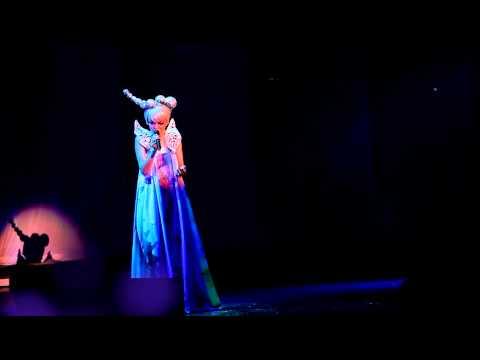 張韶涵聲動2010潘朵拉星球世界巡迴演唱會 HK - 夢裡花