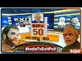Exit Poll 2019: सबसे बड़े राज्य Uttar Pradesh में BJP की Half-Century | IndiaTv Exit Polls 2019