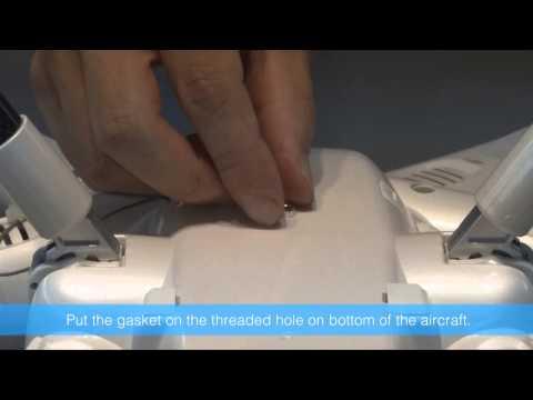 DetoxTAXI.com-Walkera TALI H500 Assemble Guidline Video ...