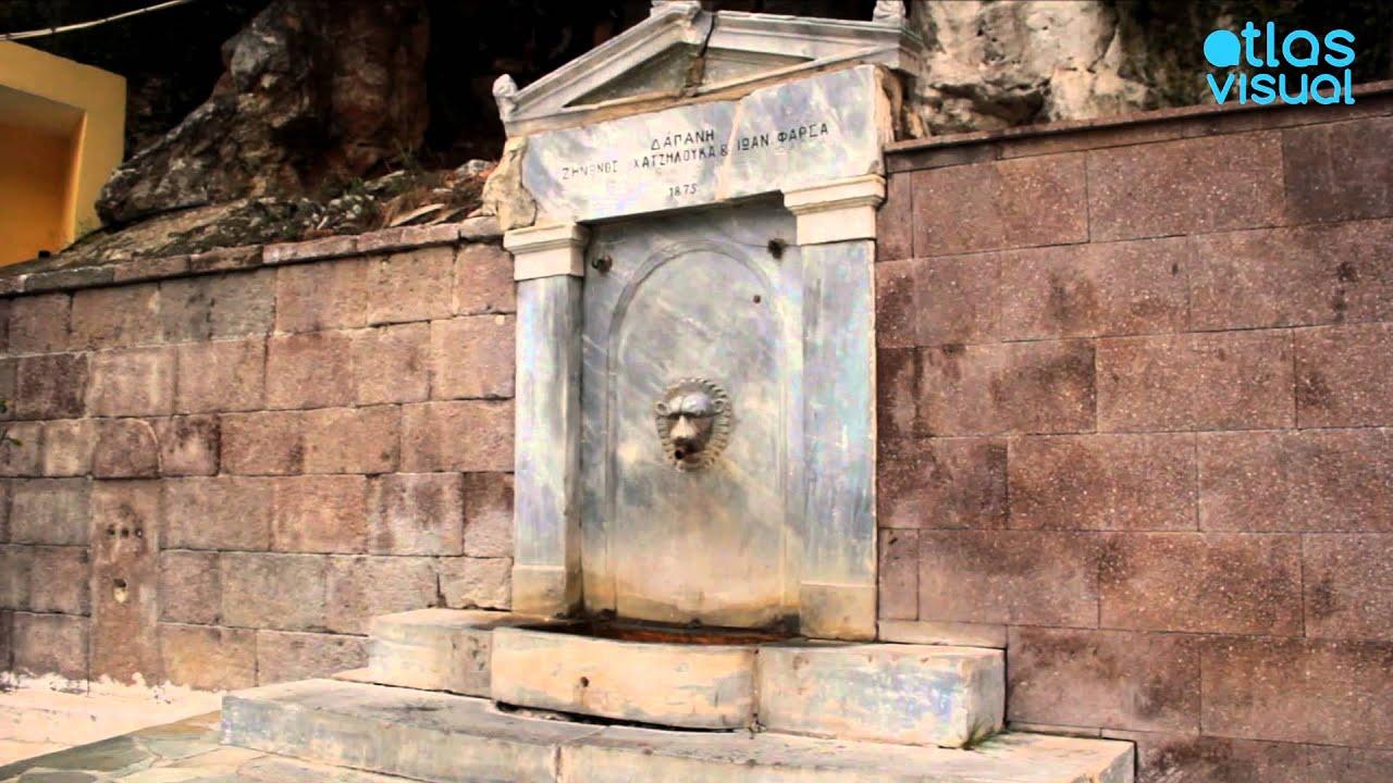 Zoodohos Pigi Monastery Poros