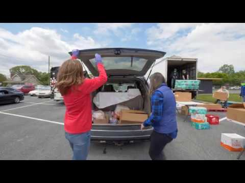 Schell Brothers' in-house produced mini documentary highlighting the efforts they have made, with the help of the Harry K. Foundation and local community member networks, to provide food to families in need.