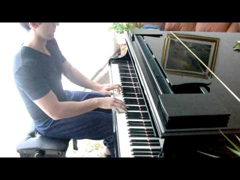 """""""Last of the Mohicans"""" soundtrack piano cover by davixpiano"""