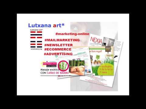 lutxana art* marketing 360 ideas for a better world*