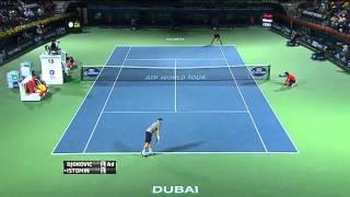 Djokovic Begins Title Defence At Dubai Duty Free Tennis Championships