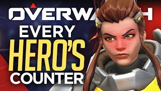 1 Tip to Counter EVERY HERO (Overwatch Advanced Guide) - YouTube