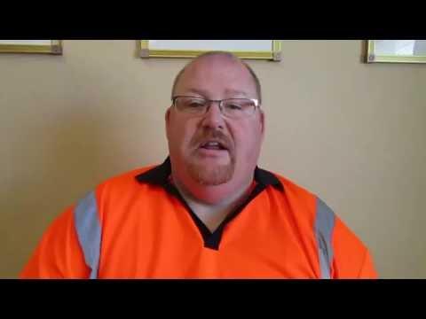 Simon Pollard, Safety and Health Superintendent, Turquoise Ridge Mine