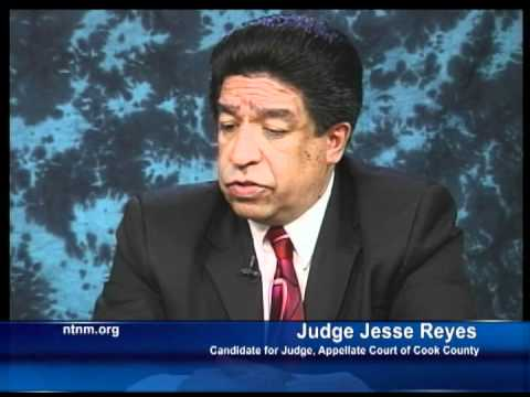 Judge Jesse G. Reyes, e1208-3-3 - YouTube