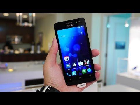 ASUS ZenFone 5 First Look! [CES 2014]