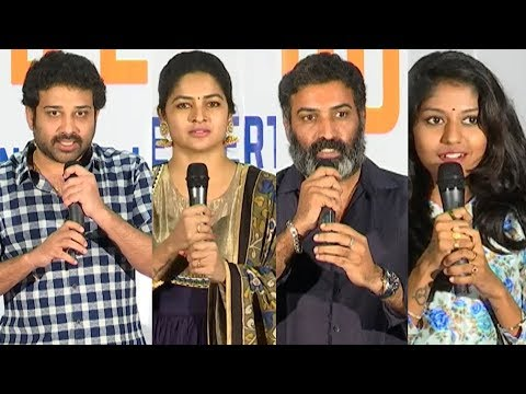 Tollywood Extravagance Press Meet