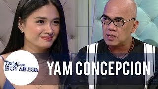 Yam wishes she never had to experience her past jobs | TWBA