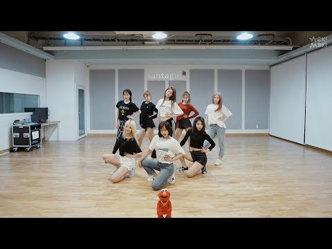 Weki Meki 위키미키 - Crush DANCE PRACTICE