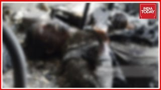 2 drunk men set differently-abled man on fire in Chennai..
