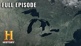 Creation of the Great Lakes | How the Earth Was Made (S1, E7) | Full Episode | History