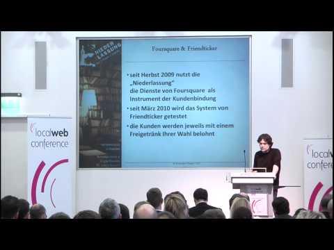 Vortrag: Werbung im Local Web - Alexander Schwarz