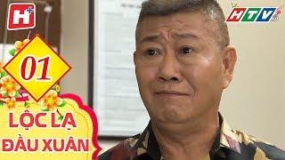 Lộc Lạ Đầu Xuân  - Tập 1 | HTV Phim Tình Cảm Việt Nam Hay Nhất 2019