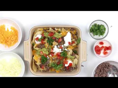 How to Make Classic Nachos