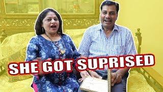 PARENT'S ANNIVERSARY & MY WEDDING ANNOUNCEMENT   Vlog 36