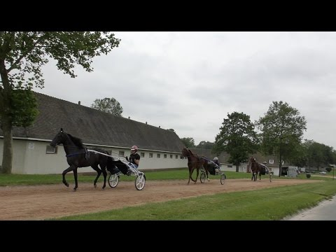 2016 France Day 3 Grosbois Training Center