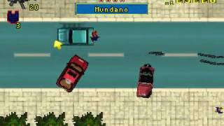 PSX Longplay [362] Grand Theft Auto - (Part 2 of 3)
