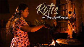 Without Chilli sambol and Chicken black curry, the Coconut roti is incomplete | Traditional Me