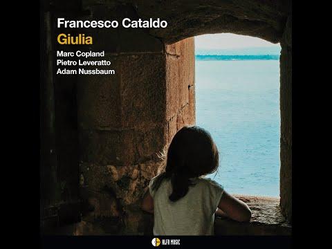 "World Fusion Events - F. Cataldo new album ""Giulia"" Teaser"